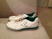 MITRE STUDDED CRICKET OR GOLF SHOES - UK size 9 (EU 43)