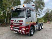FODEN ALPHA 450 6x4 Sleeper Cab Tractor Unit