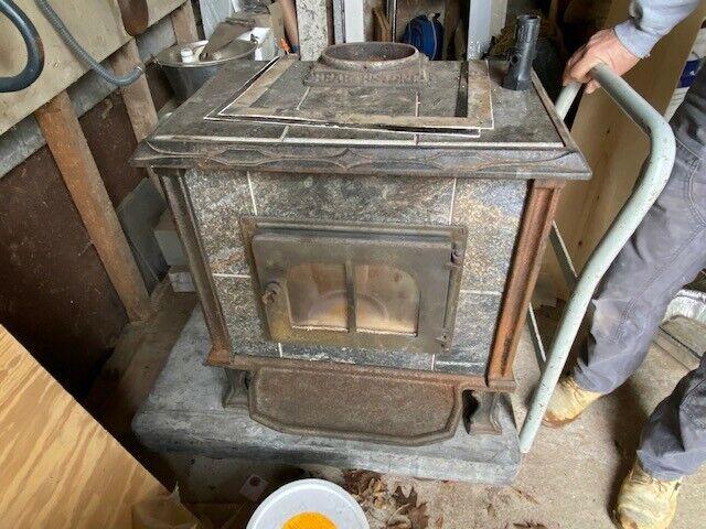 hearthstone wood burning stove