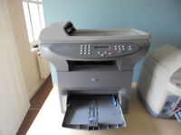 hp colour or black & white printer, scanner and copier. For Repair or Parts
