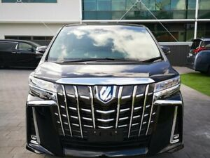 2019 Toyota Alphard SRC Black Continuous Variable STN WGN Applecross Melville Area Preview