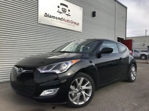 2017 HYUNDAI VELOSTER, ONLY 8.0KM FWD