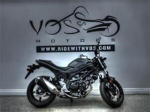 2017 Suzuki SV 650-Stock#V2684NP- **Free Delivery in the GTA