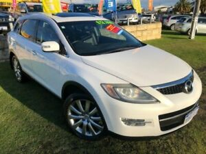 2008 Mazda CX-9 TB10A1 Luxury White 6 Speed Sports Automatic Wagon Wangara Wanneroo Area Preview