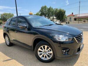 2016 Mazda CX-5 KE1072 Maxx SKYACTIV-Drive Sport Black 6 Speed Sports Automatic Wagon West Hindmarsh Charles Sturt Area Preview