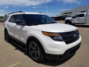 2013 Ford Explorer Sport (Backup Cam, Remote Start, Heated Seats