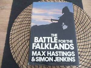 The Battle for the Falklands Max Hastings & Simon Jenkins Amaroo Gungahlin Area Preview