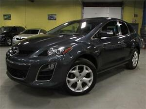 2011 Mazda CX-7 GT AWD/LEATHER/SUNROOF/ALLOYS