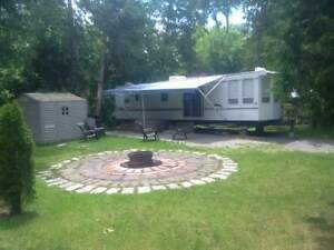 Awesome summer home on wheels!!! Kitchener / Waterloo Kitchener Area image 1