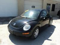 2009 VW NEW BEETLE-TRENDLINE-LEATHER-LOADED-ALLOYS