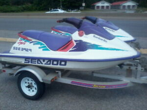 sea-doo's for sale must come and see