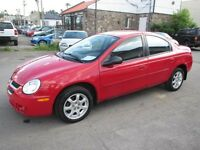 2005 Dodge SX 2.0 GARANTIE 1 AN INCLUS