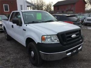 2007 Ford F-150 XLT-LOW KMS 169,000 KMS- 5 Passengers-Certified