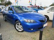 2004 Mazda 3 BK10F1 Neo Blue 4 Speed Sports Automatic Sedan Moorooka Brisbane South West Preview