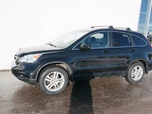 2011 Honda CR-V EX, 4WD, ALLOYS, SUNROOF