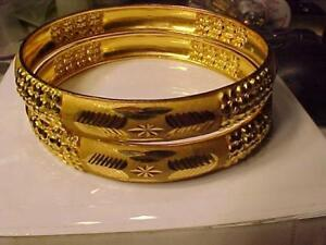 #7000- 22K (HALLMARKED) INDIAN GOLD -20+ YEARS OLD BUT NEW!!BEAUTIFUL 92.5 GRAMS-PACKAGE SALE-CONTACT US IF INTERESTED