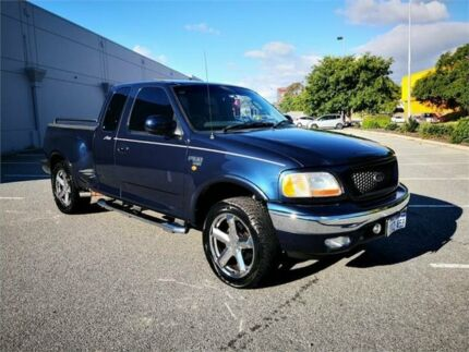 2004 Ford F150 LARIAT Blue Automatic Extracab Cannington Canning Area Preview