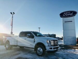 2017 Ford F-450 Platinum Ultimate, FULLY LOADED, LIKE NEW!!!