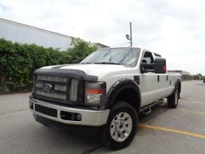 2009 Ford Super Duty F-350 XLT --DIESEL-- 8FT BOX--4X4--