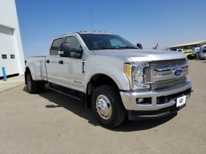 2017 Ford Super Duty F-350 DRW XLT (Trailer Brake, CHMSL Camera,