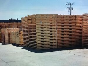 ISPM15 Heat Treated HT Export Compliant Pallets Crates
