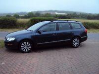 VW PASSAT 1.9 TDI BLUE MOTION ESTATE 2008