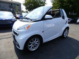 2014 SMART FORTWO ELECTRIC DRIVE CABRIOLET (NAVI, BT, CRUISE!!!)
