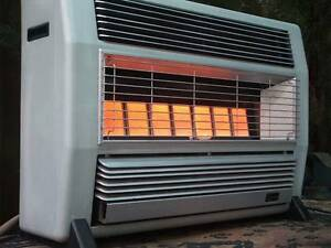 heater from 135$ 3 MONTHS WARRANTY natural gas lpg propane Rhodes Canada Bay Area Preview