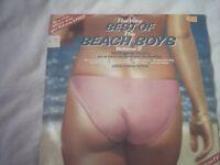 122 Vinyl LP The Very Best Of – The Beach Boys Vol 2