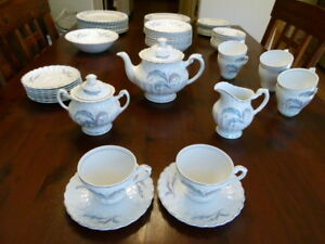 J & G Meakin England Antique China