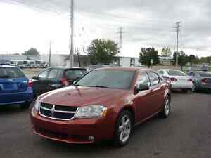 2008 Dodge Avenger SXT Sedan,V6,with safety& E-Test