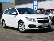 2015 Holden Cruze JH Series II MY15 CD Sportwagon White 6 Speed Sports Automatic Wagon Fawkner Moreland Area Preview