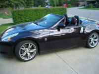 2010 Nissan 370Z TOURING ROADSTER Convertible