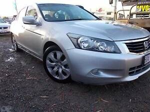 2008 Honda Accord Sedan Mount Louisa Townsville City Preview
