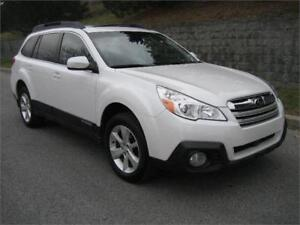 2013 SUBARU OUTBACK 2.5i TOURING AWD (TOIT, AIR, MAGS, FULL!!!)
