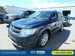 2013 Dodge Journey Crew Bluetooth A/C Uconnect MP3/USB Cruise
