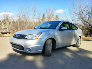 2009 Ford Focus SE Coupe (2 door) Alberta car (no salt)