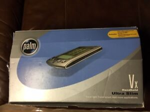 Brand New Palm Pilot with Smartpad 2 - Brand New in the Box !