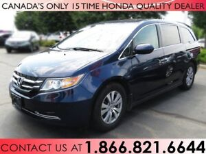 2016 Honda Odyssey EX-L | 1 OWNER | NO ACCIDENTS