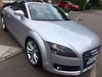 Audi TT 2.0 TFSi T with S Line Pack - Excellent History - Long MOT - Stunning Styling