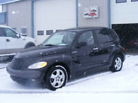 2001 Chrysler PT Cruiser LTD EDITION---91,000KMS---