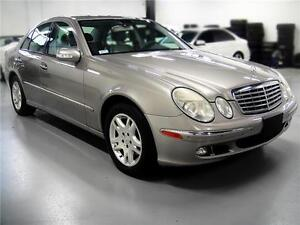 2006 MERCEDES BENZ E 350,MUST SEE,AWD,VERY CLEAN,LOADED
