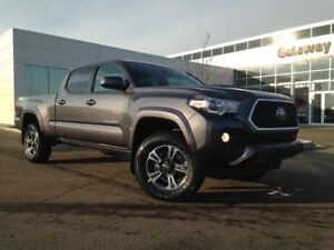 2019 Toyota Tacoma TRD Sport 4x4 Double Cab 140.6 in. WB