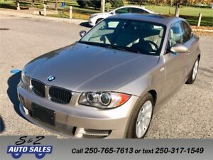 2009 BMW 128i 40000 km ONLY BRAND NEW CONDITION! MUST SEE!