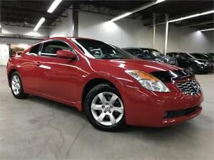 NISSAN ALTIMA COUPE 2.5S 2008 / CUIR / TOIT / MAGS / 181400KM!