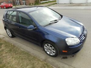2007 Volkswagen Rabbit 4 Door Hatchback