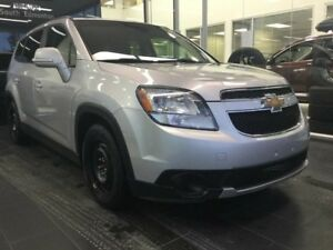 2014 Chevrolet Orlando LT, ACCIDENT FREE, 3RD ROW SEATING