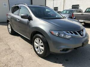 2014 Nissan Murano SV CLEAN NO ACCIDENT/REAR CAMERA...