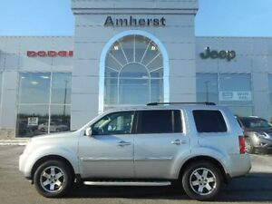 2011 Honda Pilot Touring AWD 1 OWNER, DEALERSHIP MAINTAINED