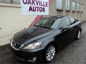 2010 Lexus IS 250 awd-one owner-no accident-full service record